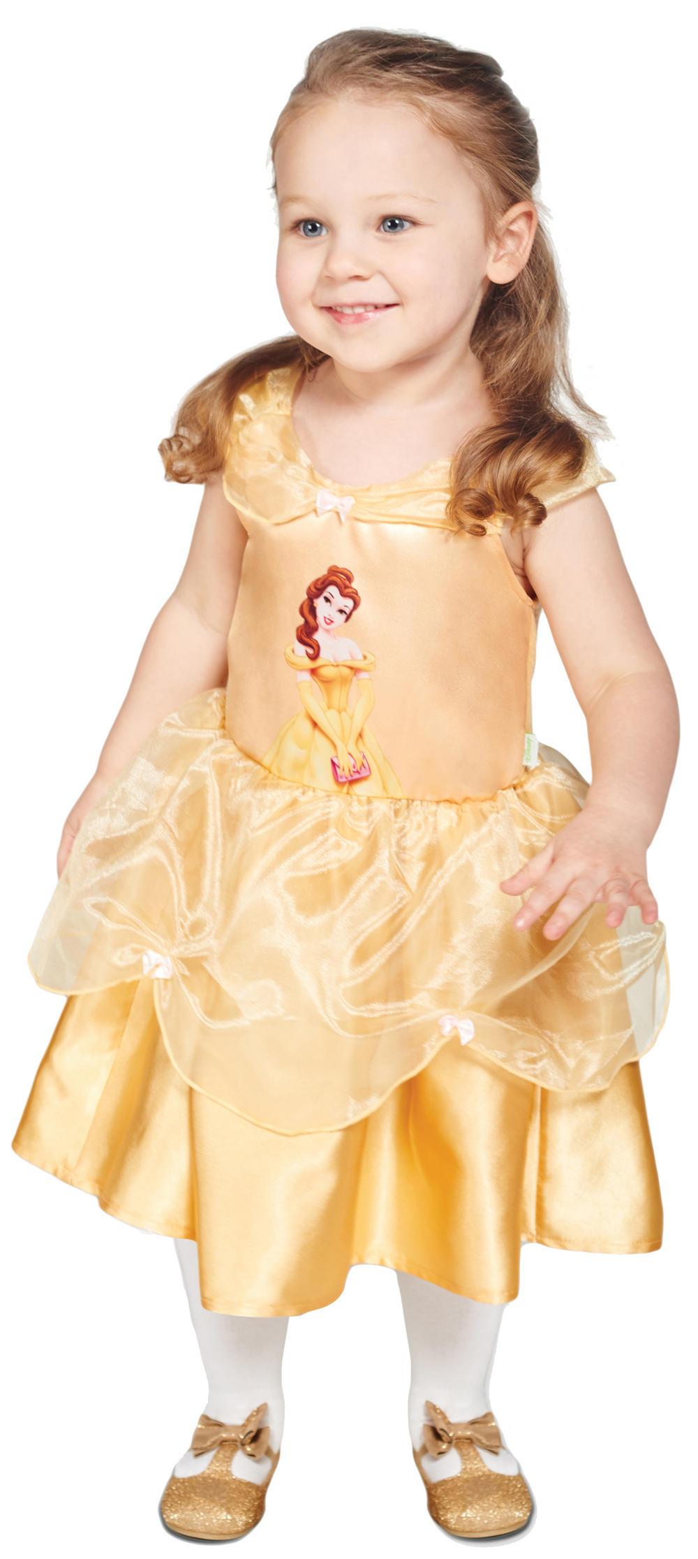 Disney Princess Belle Character Icon Dress Infants Costume