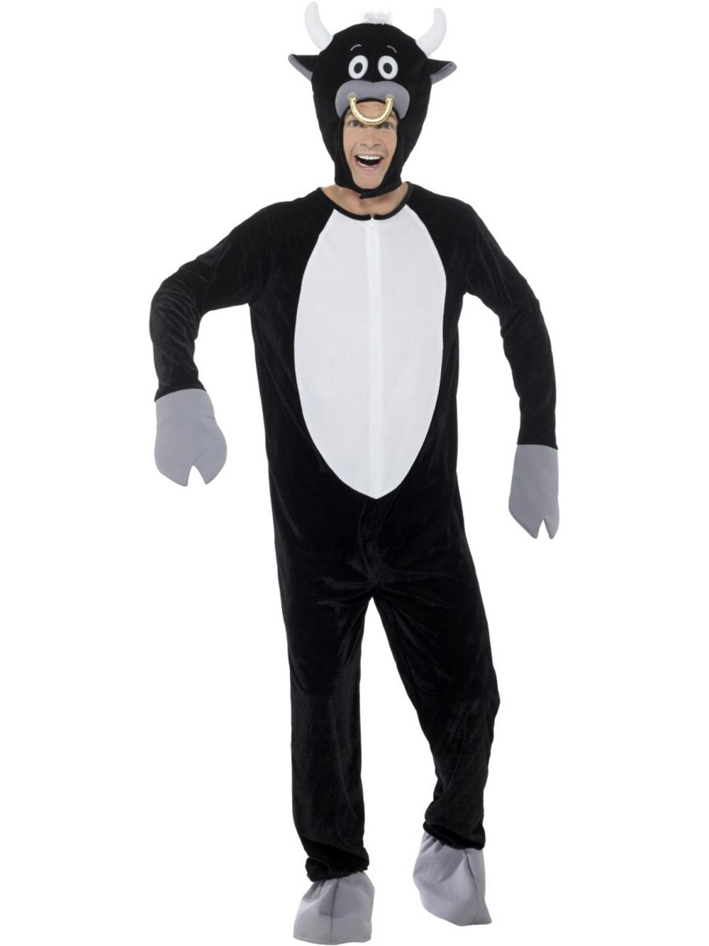 Deluxe Bull Costume Adult Costume