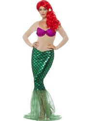 Deluxe Sexy Mermaid Costume
