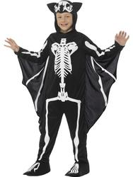 Bat Skeleton Costume Large