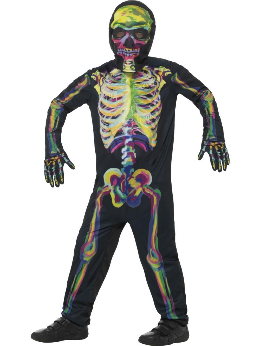 Halloween costume teen skeleton dildo fucking machine - 3 5