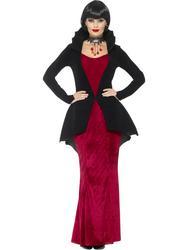 Deluxe Regal Vampiress Costume