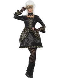 Deluxe Masquerade Costume