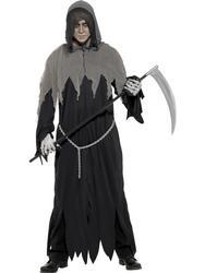 Mens Grim Reaper Halloween Costume