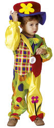 Cookie Clown Boys Costume