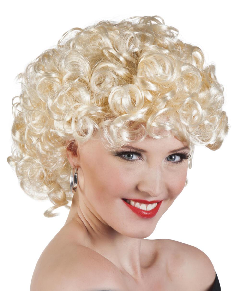 Sandy Wig Ladies Costume Accessory