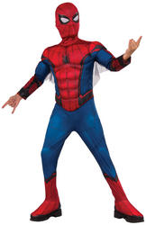 Deluxe Spider-Man Homecoming Boys Costume