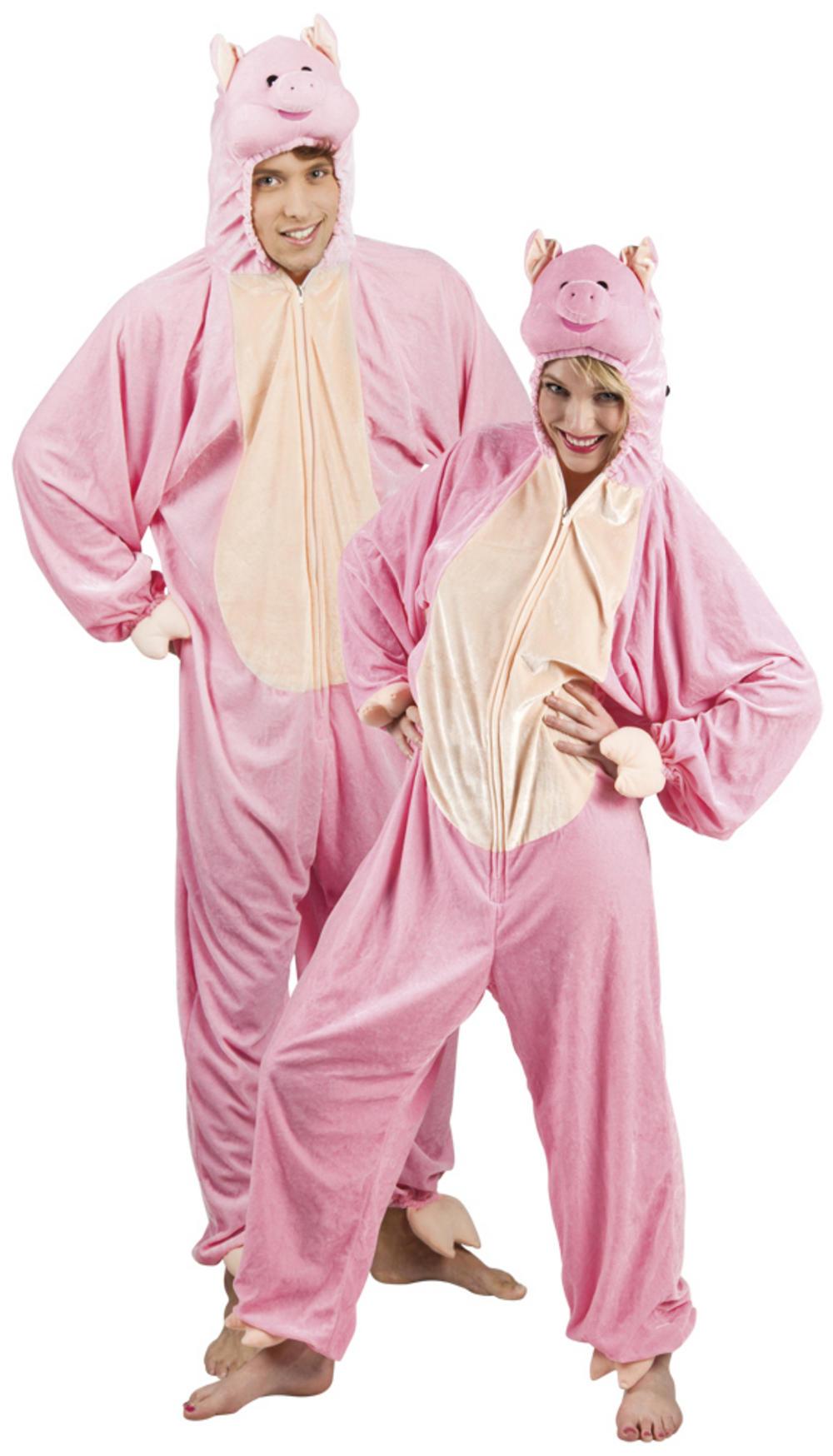 Plush Pig Adults Costume
