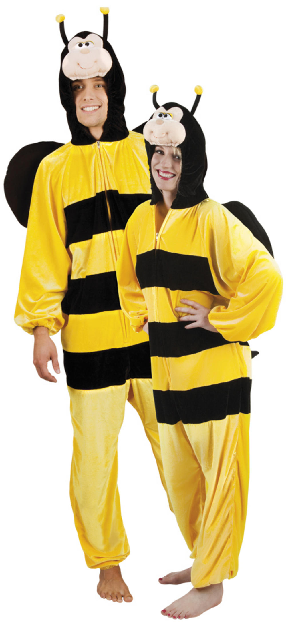 Plush Honeybee Adults Costume
