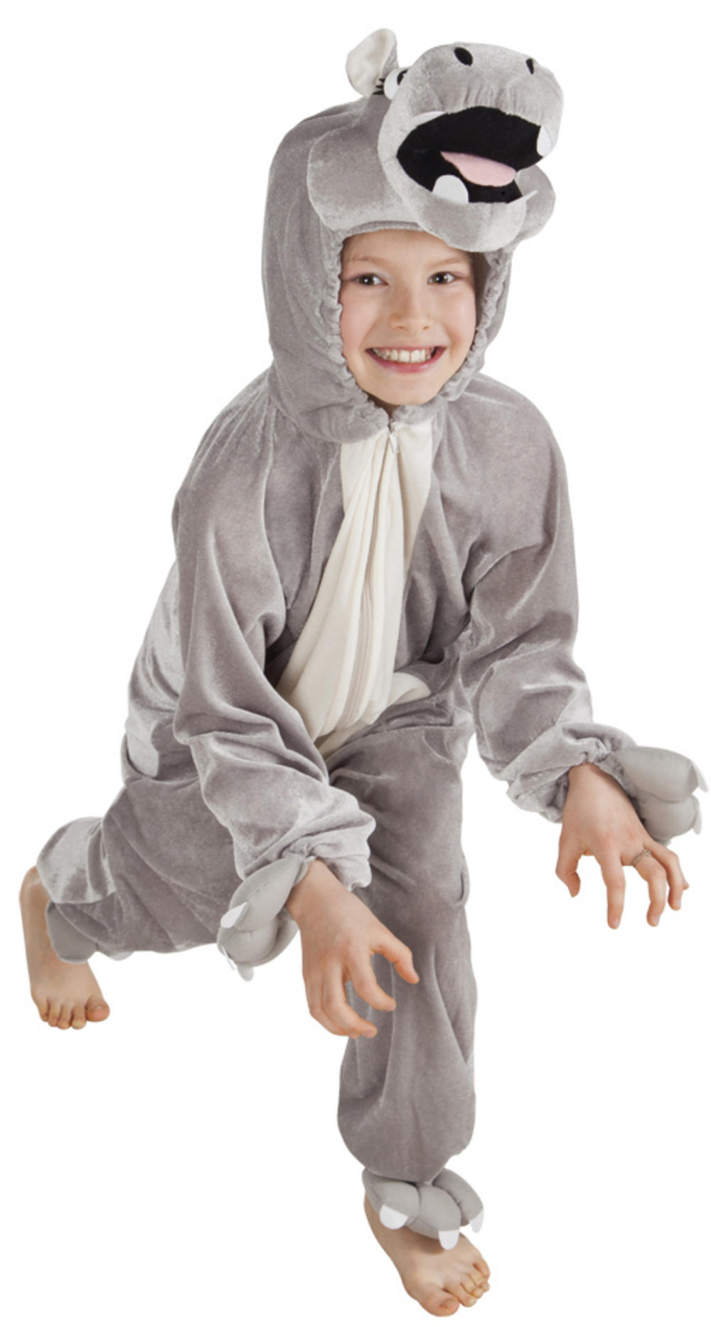 Hippo Plush Childs Costume
