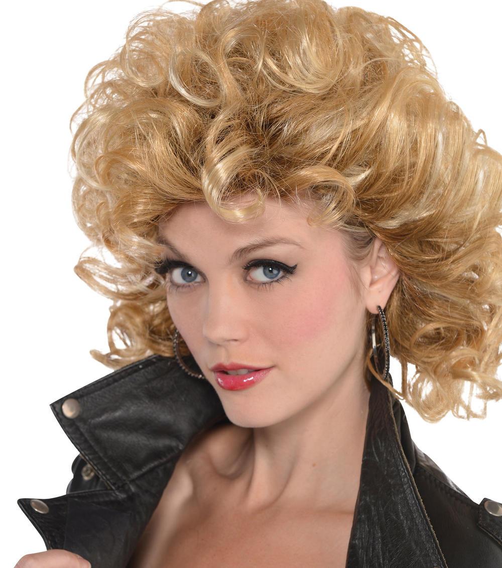 50s Classic Sexy Sandy Wig