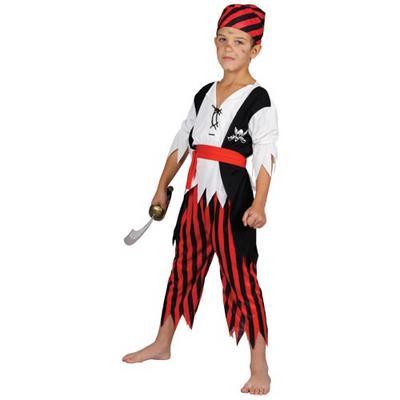 Boys Shipwreck Pirate Costume