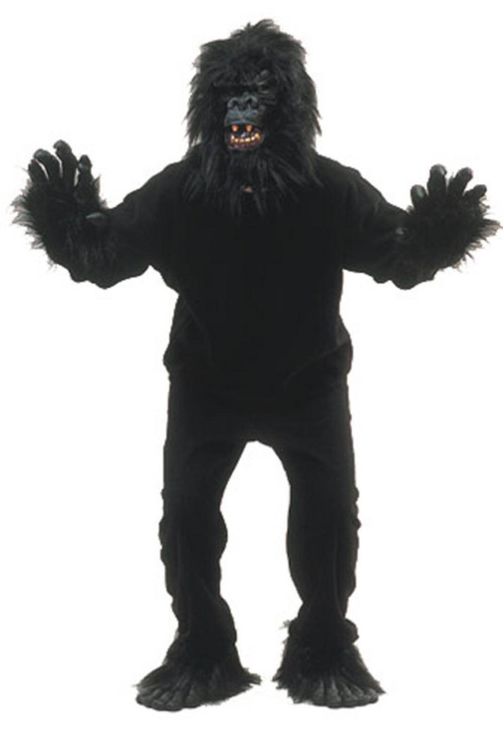 Gorilla Mens Costume