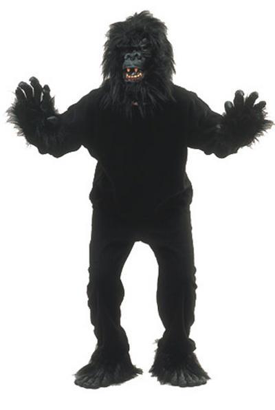 Gorilla Mens Costume