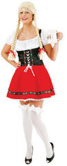 Sexy Drindl German Lady Costume