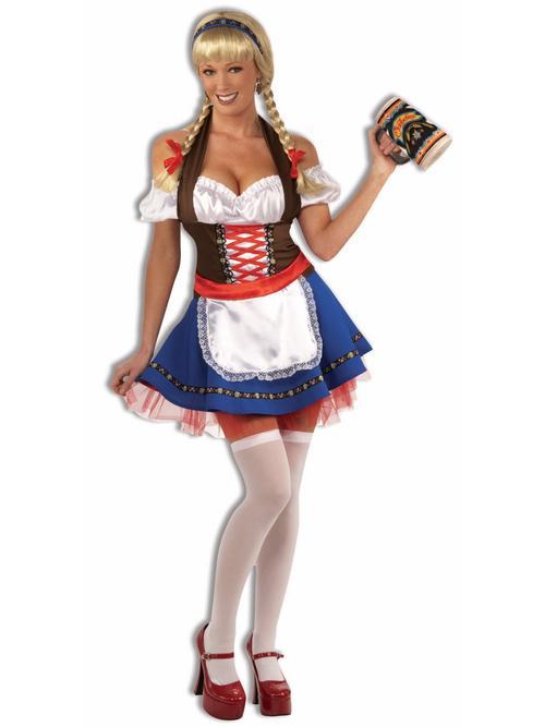 Sexy Oktoberfest Fraulein Costume
