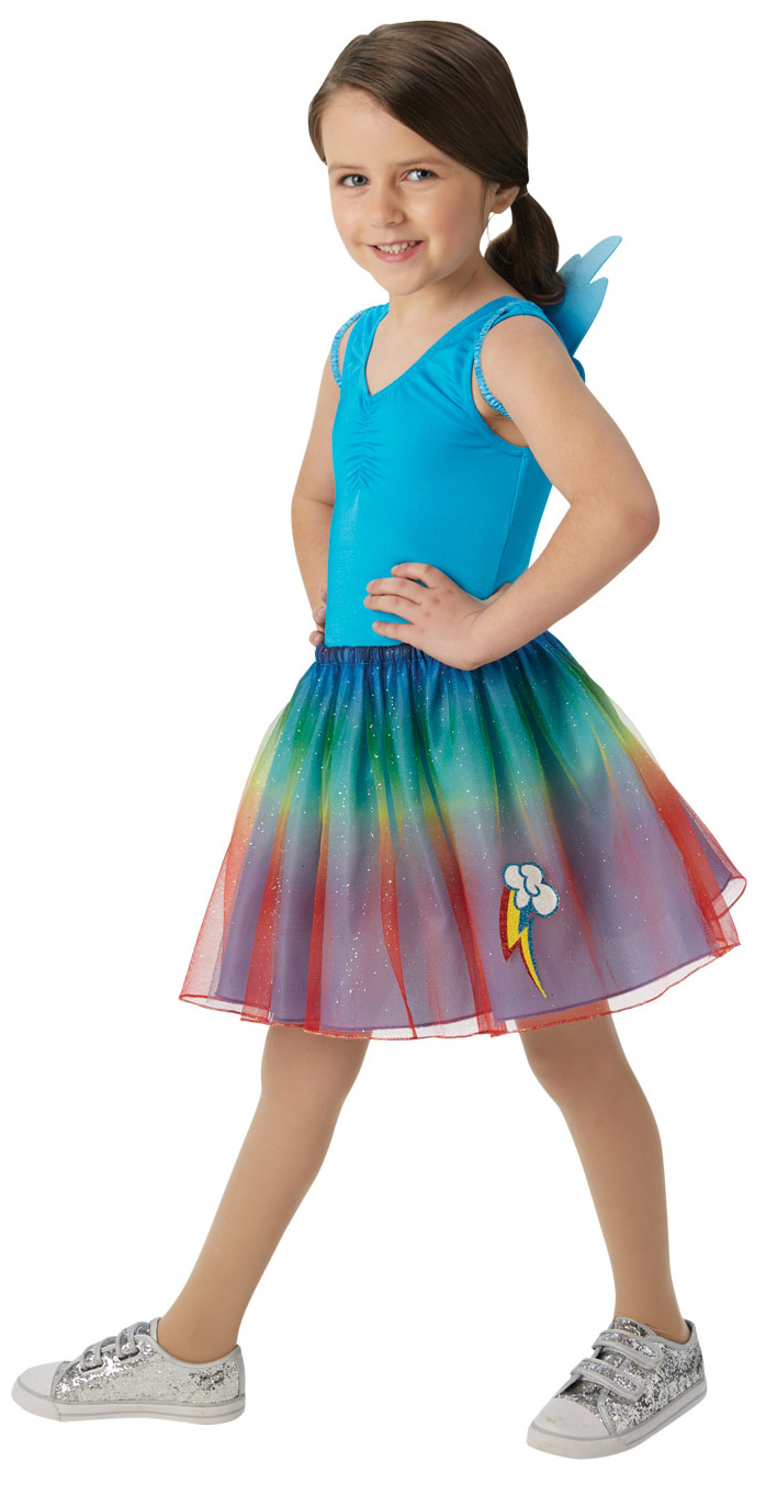 cf8ac46a1e8b8 Rainbow Dash Kids Tutu Set | TV, Book & Film Accessories | Mega Fancy Dress