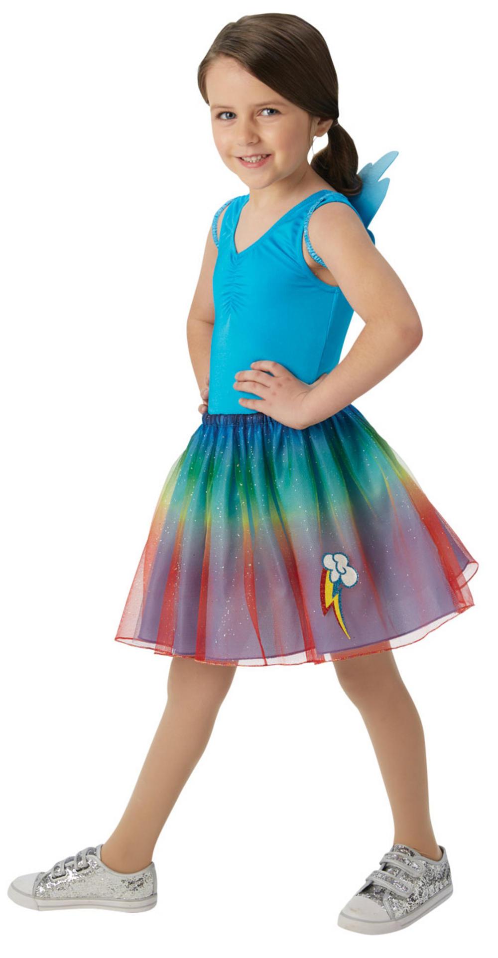 Rainbow Dash Kids Tutu Set