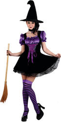 Bewitching Beauty Halloween Costume