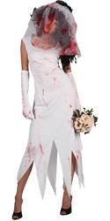 Zombie Bride Halloween Costume