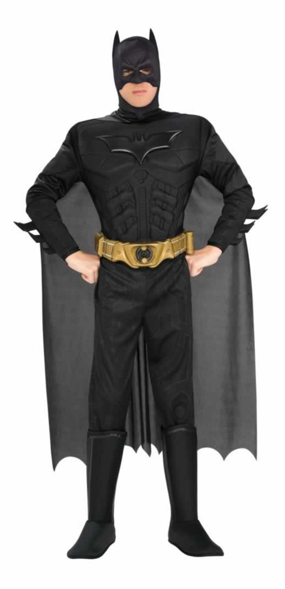 Deluxe Batman Dark Knight Costume