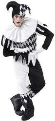 Harlequin Jester Halloween Costume