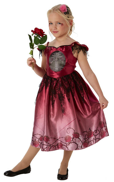 Rags and Roses Kids Costume
