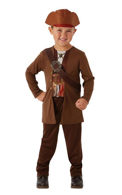 Jack Sparrow Kids Costume