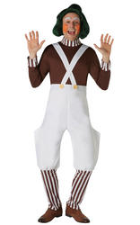 Oompa Loompa Adult's Costume
