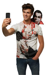 Vampire Selfie Shocker Adult's Costume