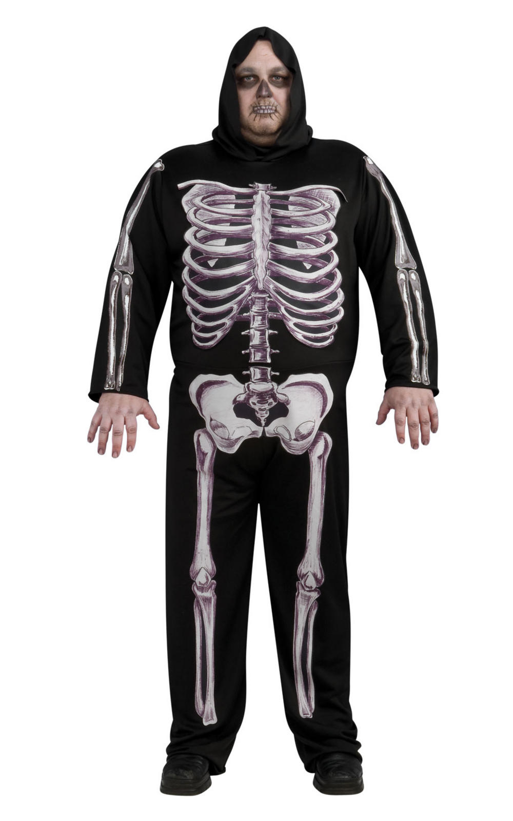 Skeleton Guy Adult's Costume
