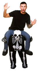 Carry Me Skeleton Adults Costume