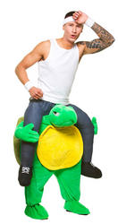 Carry Me Turtle Adult's Costume
