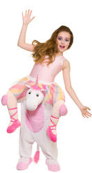 Carry Me Unicorn Kid's Costume