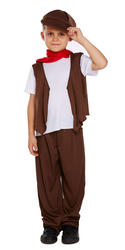 Chimney Sweep Kid's Costume