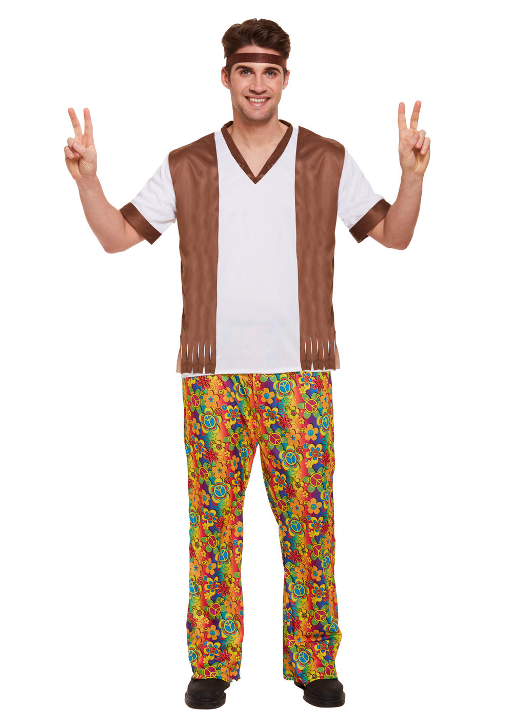 Hippie Man Adults Costume