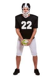 American Footballer Adult's Costume