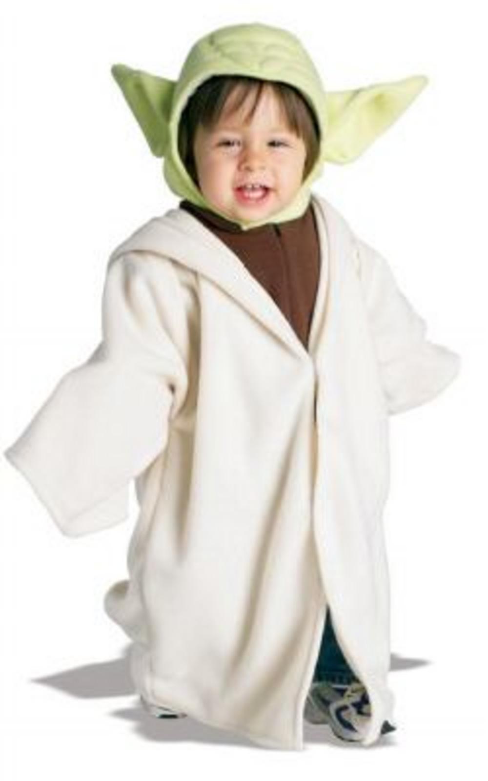 Babies Star Wars Yoda Costume