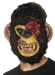 Zombie Chimp Adults Mask