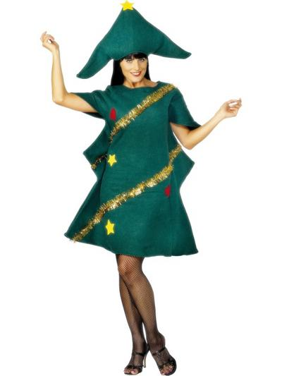 Christmas Tree Adults Fancy Dress