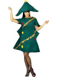 Christmas Tree Adults Costume