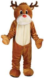Reindeer Mascot Fancy Dress