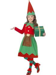 Kids Santas Little Helper Costume