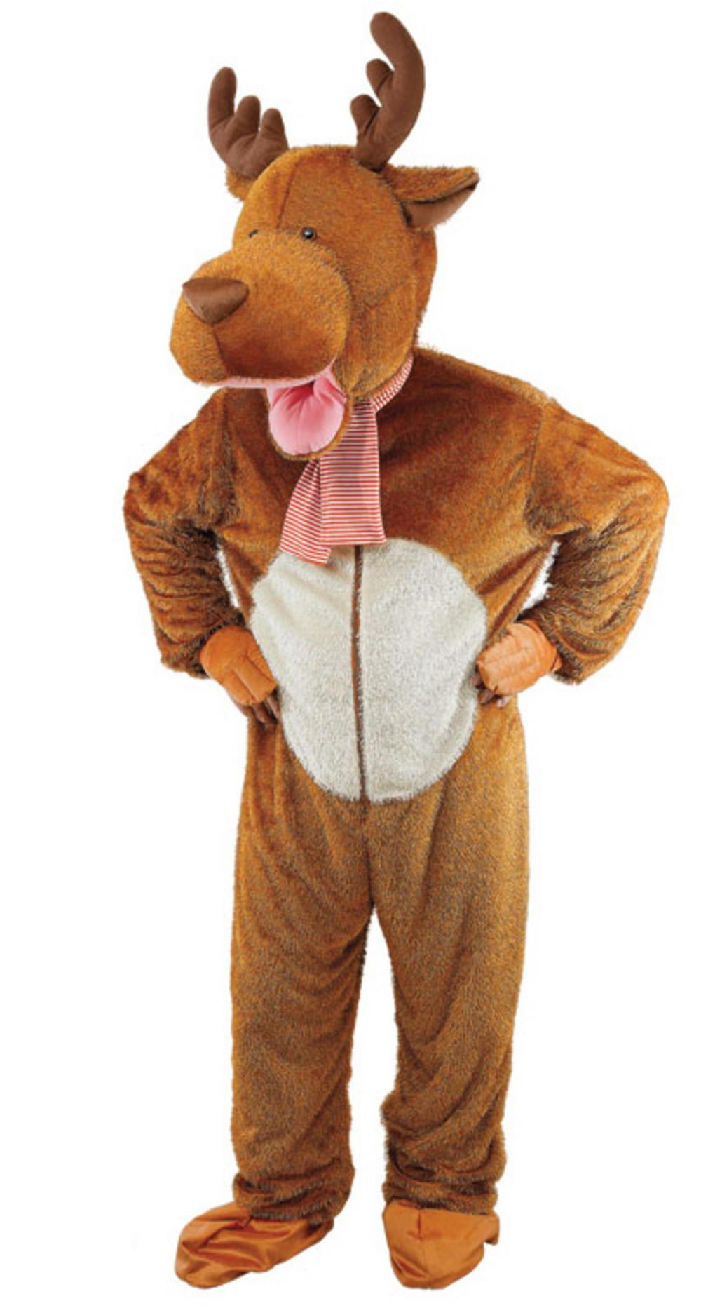 Deluxe Reindeer Costume
