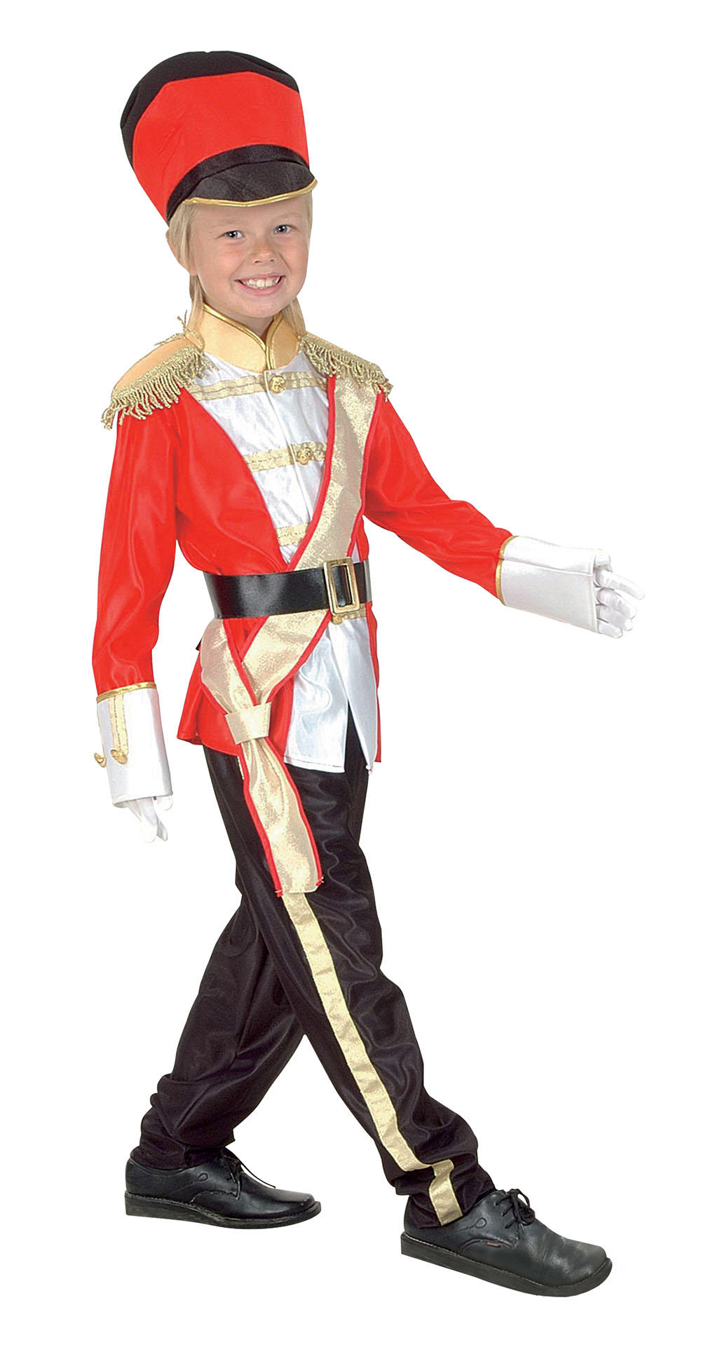 Boyu0027s Toy Soldier Costume  sc 1 st  Mega Fancy Dress & Boyu0027s Toy Soldier Costume | Kids Christmas Costumes | Mega Fancy Dress