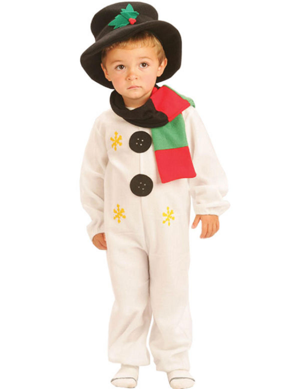 Kid's Cute Snowman Costume | Kids Christmas Costumes | Mega Fancy ...