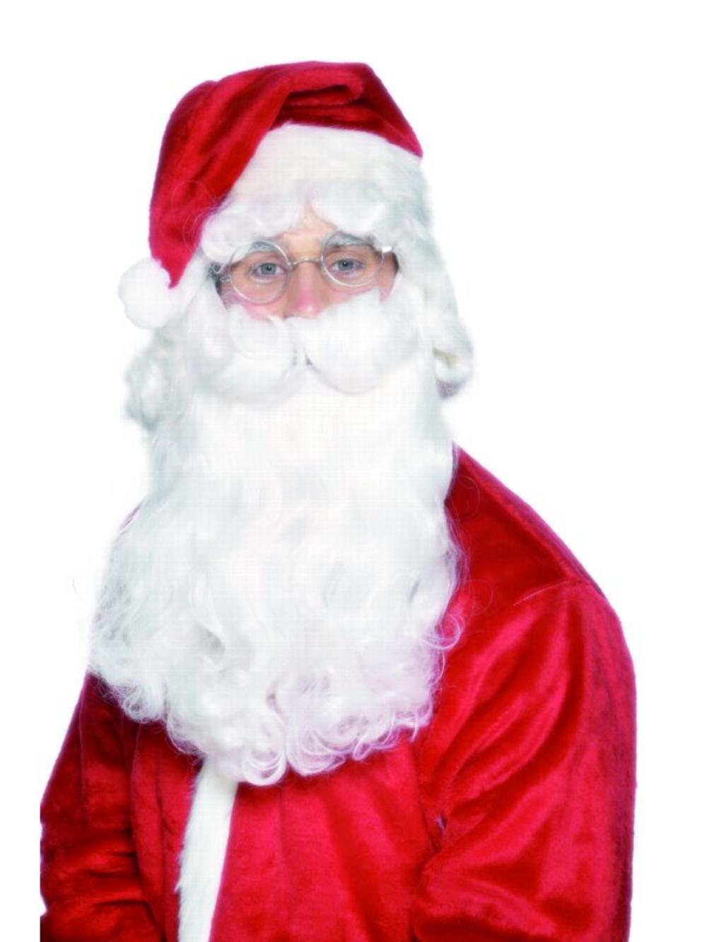 Deluxe Santa Claus Beard