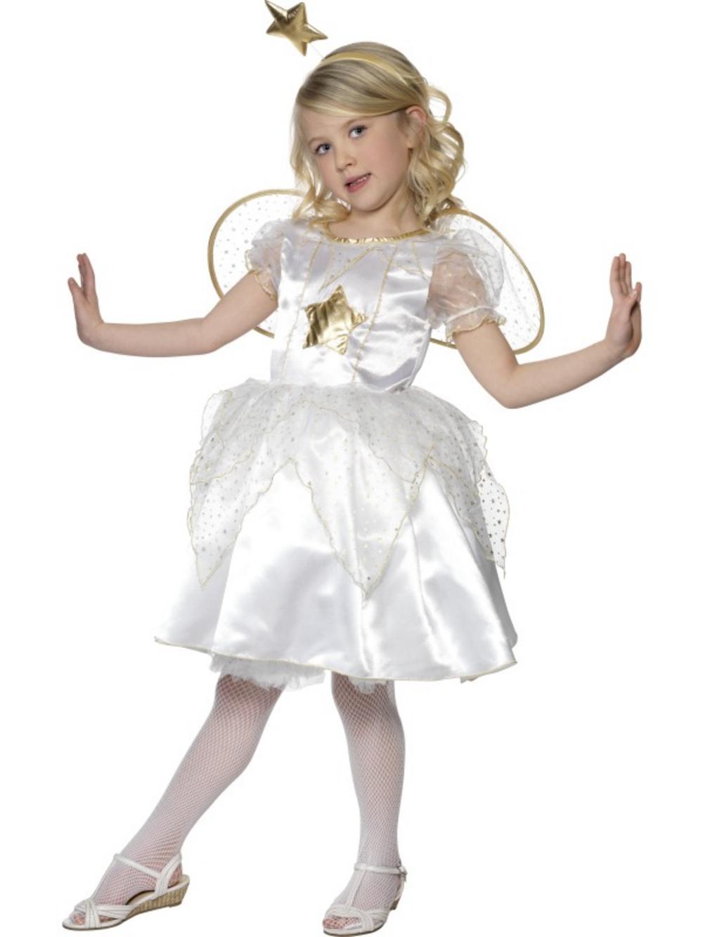 Girls Star Fairy Costume