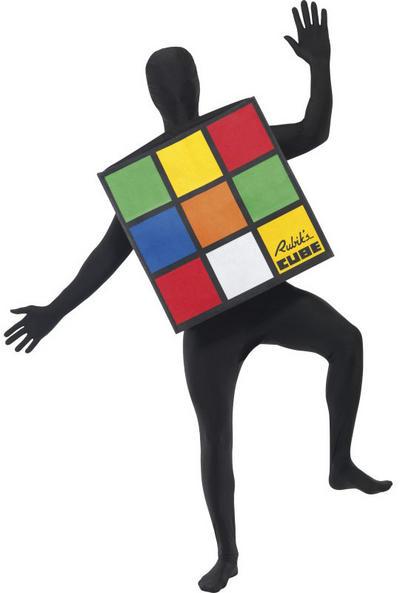 Rubiks Cube Fancy Dress