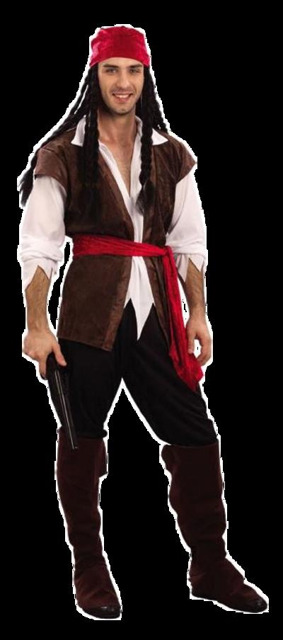 Caribbean Pirate Fancy Dress